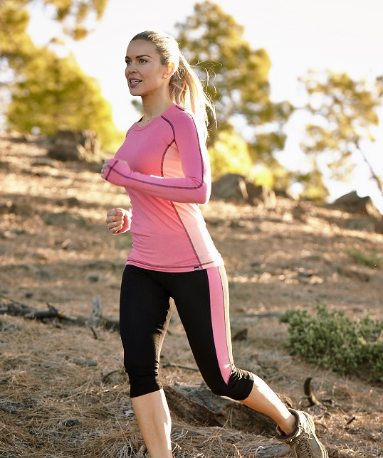 | Dames Running Top / Baselayer